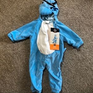 Shark costume 🦈
